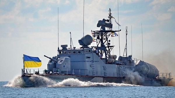 Украина закупит у Британии два боевых корабля
