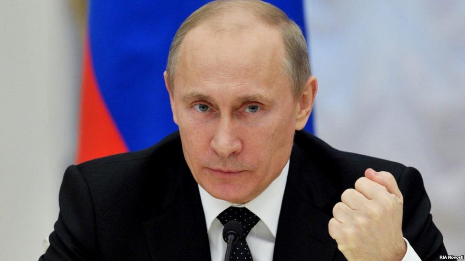 Путин: НАТО наращивает потенциал на границе с РФ
