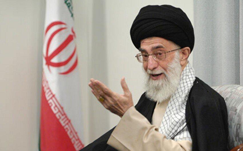 США могут снять санкции с духовного лидера Ирана Али Хаменеи