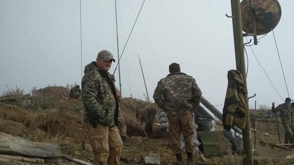Армянский полковник: Мы все были в панике…