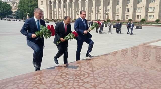 Посол Турции посетил Гянджу