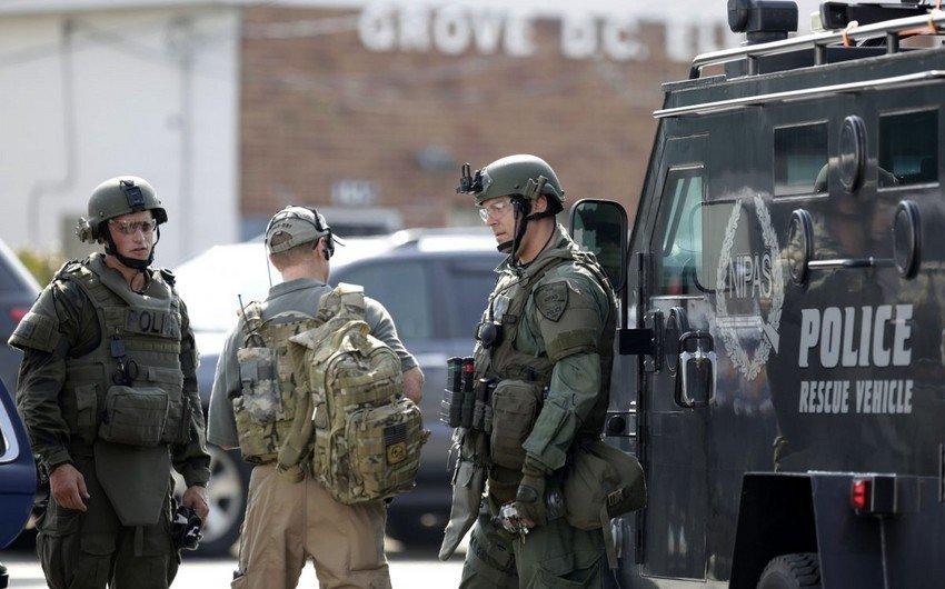 СМИ: В США произошел инцидент со стрельбой