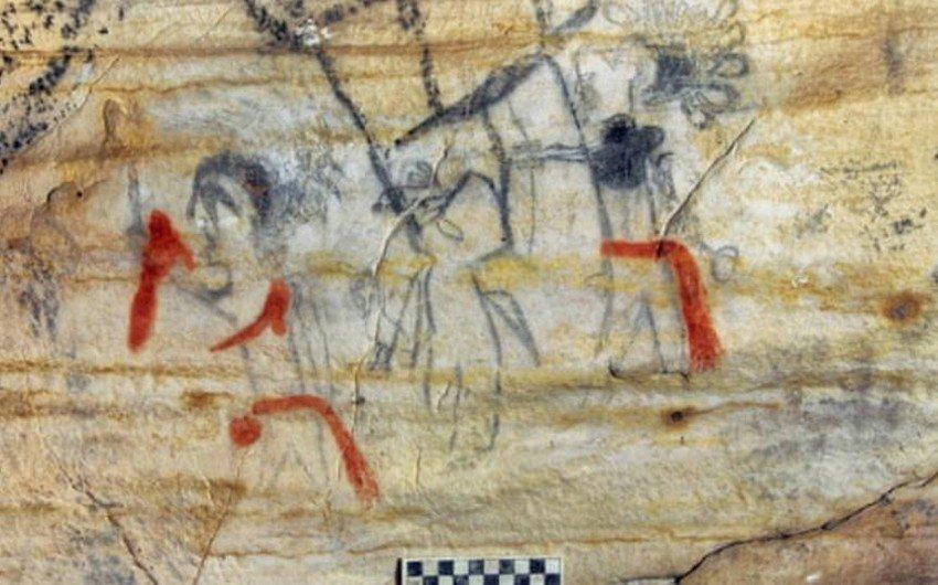 В США продали священную пещеру индейцев с наскальными рисунками