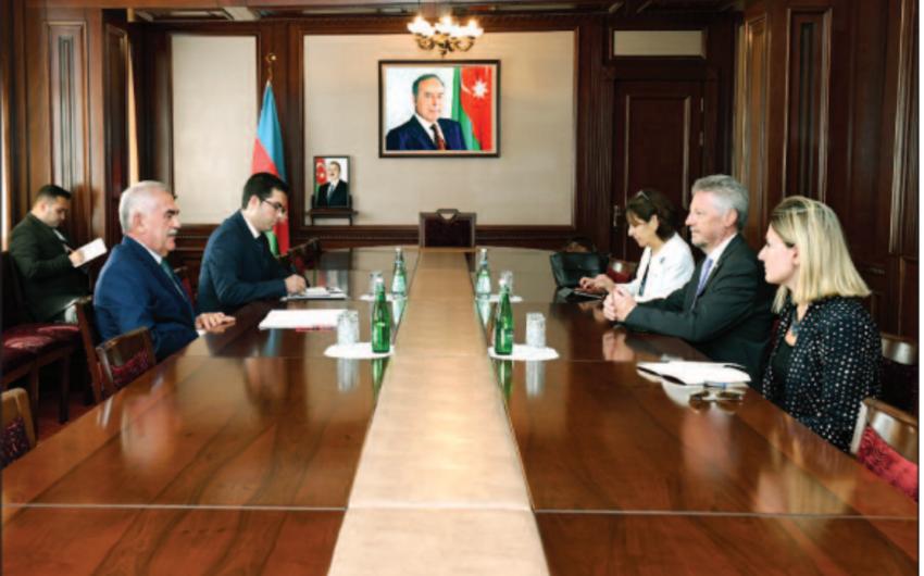 Посол Аргентины: Развитие Нахчывана открывает широкие возможности для сотрудничества
