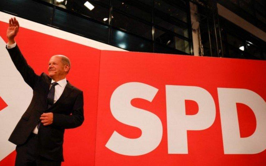 В Германии объявлены результаты выборов в Бундестаг