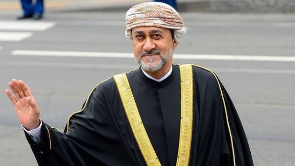 Yeni Oman sultanı türk çıxdı