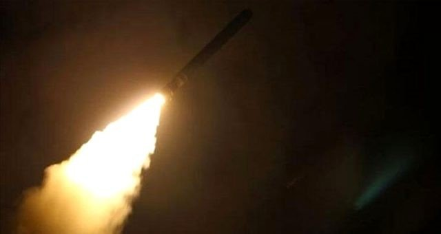 ABŞ-ın İraqdakı səfirliyi raketlə vuruldu - FOTO
