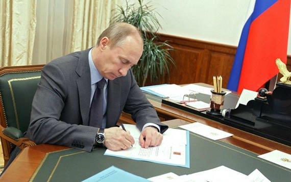 Putin bu nazirləri işdən çıxartdı – Siyahı