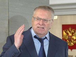 Jirinovski SSRİ-nin dağılmasının sirrini açdı