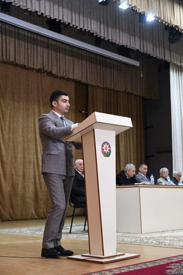 Murad Cəfərov seçicilərilə izdihamlı görüşlər keçirib - FOTOLAR