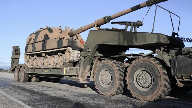 Türk ordusu Əsəd rejimini vurdu: 101 ölü var