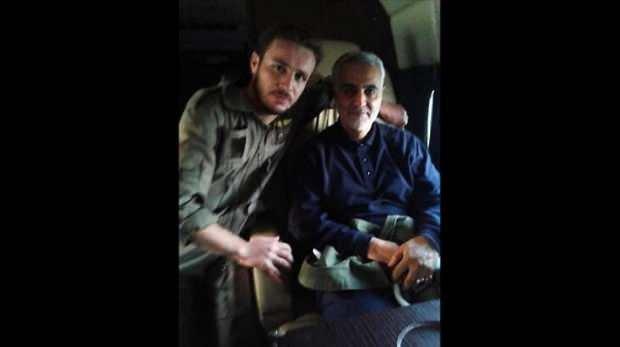 Vurulan helikopterdə Süleymani müəmması – Foto müzakirə yaratdı