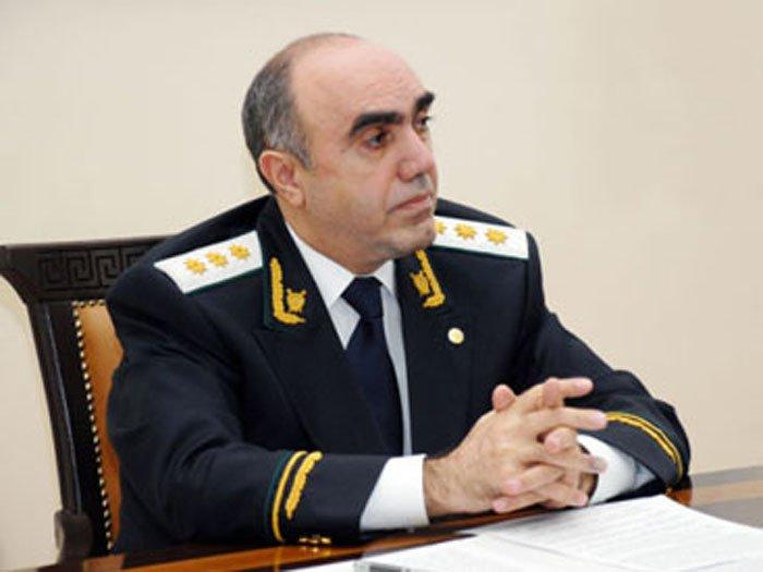 54 əməkdaş məsuliyyətə cəlb olunub - Baş prokuror