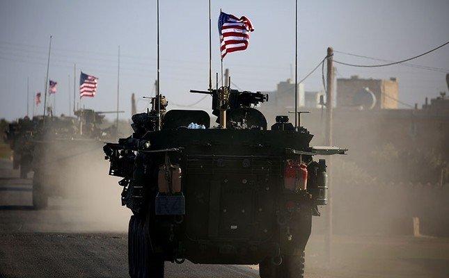 ABŞ hərbi texnikası Suriyaya girdi