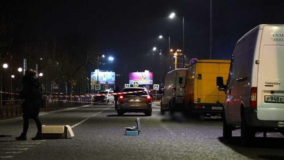 Azərbaycanlı və ruslar bazarda yer üstündə mübahisə etdi: 3 ölü, 1 yaralı