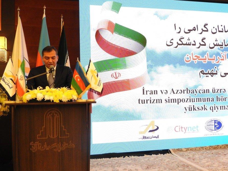 Azərbaycan və İran arasında turizm sahəsində əməkdaşlıq sazişi imzalanıb