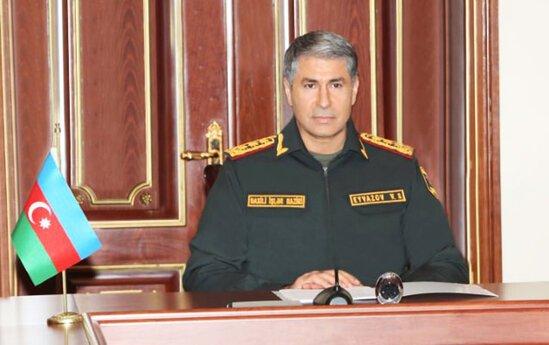 Vilayət Eyvazov mayoru rəis təyin etdi
