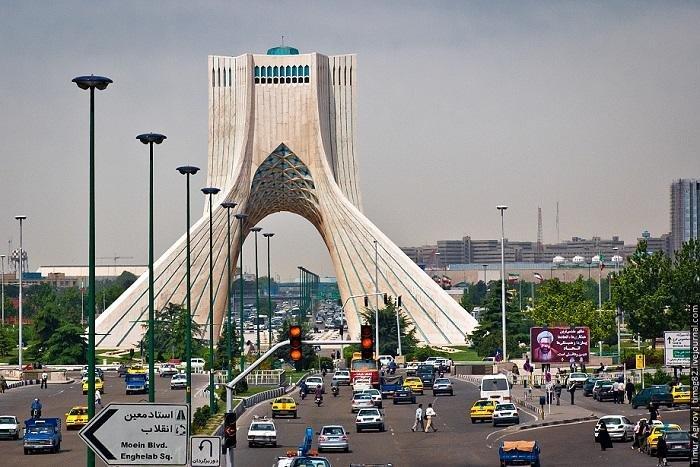 İran 8 ABŞ casusuna hökm oxudu