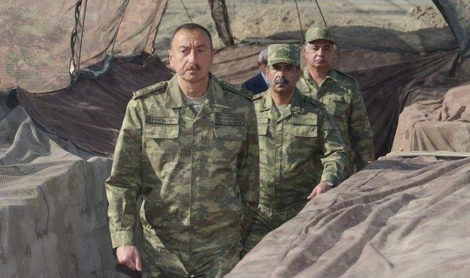 Əliyevin Münhendə Paşinyana müharibə mesajı... - General