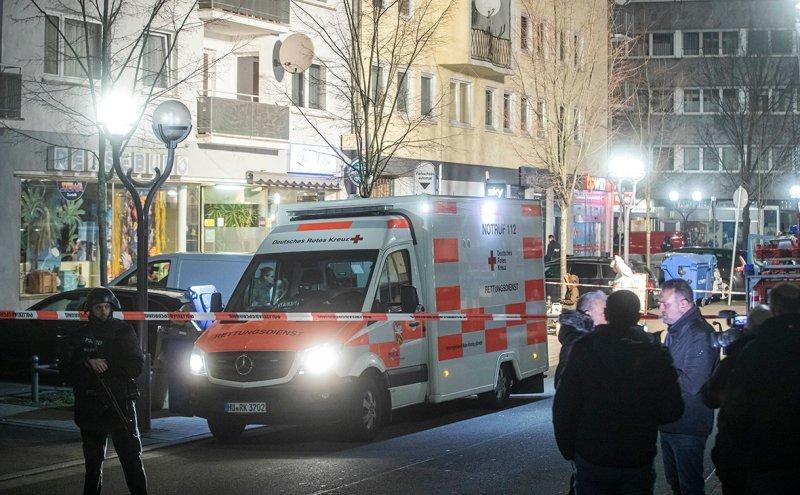 Almaniyada 9 nəfər güllələndi