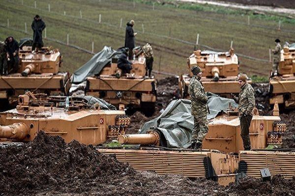 Türkiyə ordusuna məxsus konvoy İdlibə girdi