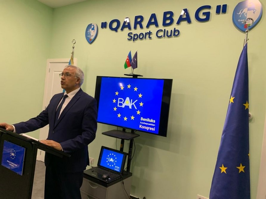Avropada Qarabağ İdman Klubu - VİDEO