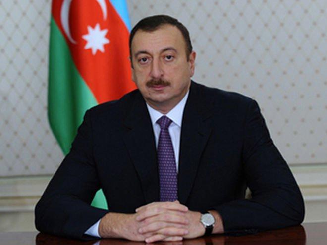İlham Əliyev Tovuza getdi