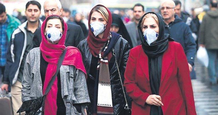 İranda virusdan 194 nəfər ölüb