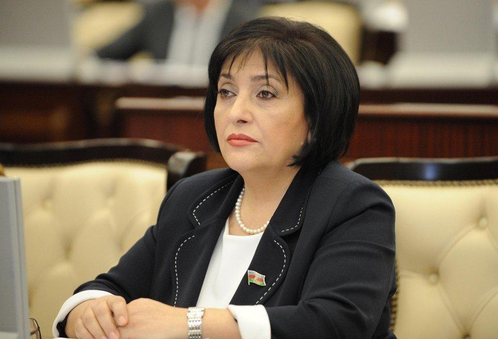 Sahibə Qafarova Milli Məclisin yeni sədri seçildi