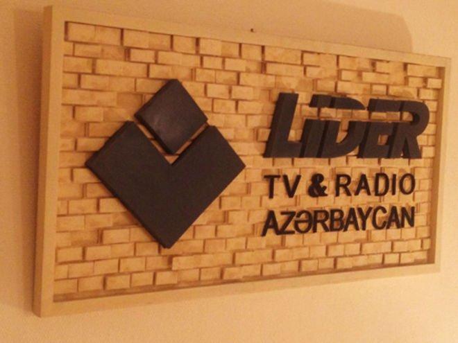 Lider TV bağlandı - Təcili