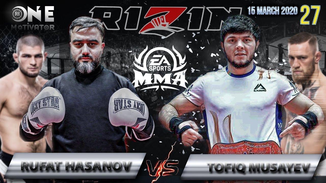 MMA üzrə dünya çempionu Tofiq Musayev Motivatorda - Həbib və ya Konor sualına cavabı nə oldu?