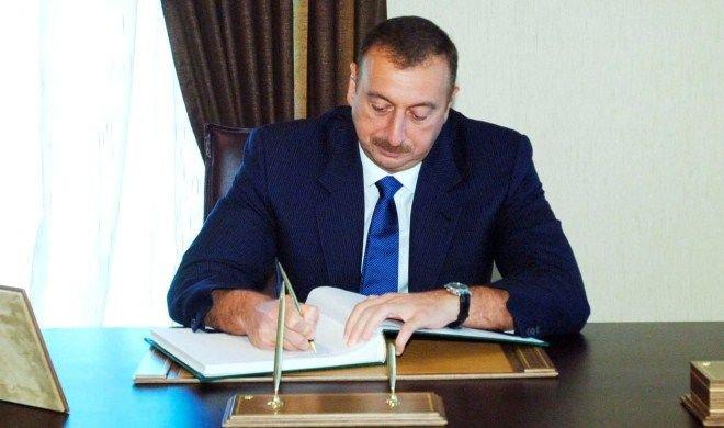 İlham Əliyev Rafael Dadaşovla bağlı nekroloq imzaladı