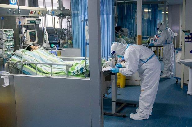 Fransada 9000 insan koronavirusa yoluxdu