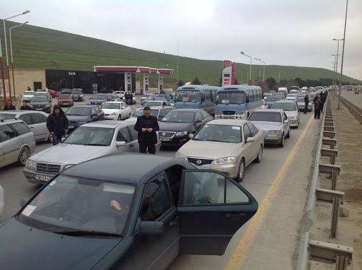 Bakıya gələn 470 maşın geri qaytarıldı – Qeydiyyatda olmayanlar paytaxta gəlməsin