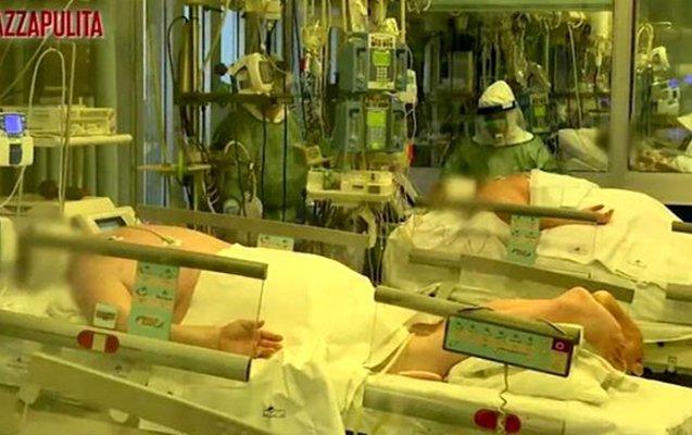 İtaliyada koronavirusdan ölənlərin sayı Çindən çox oldu