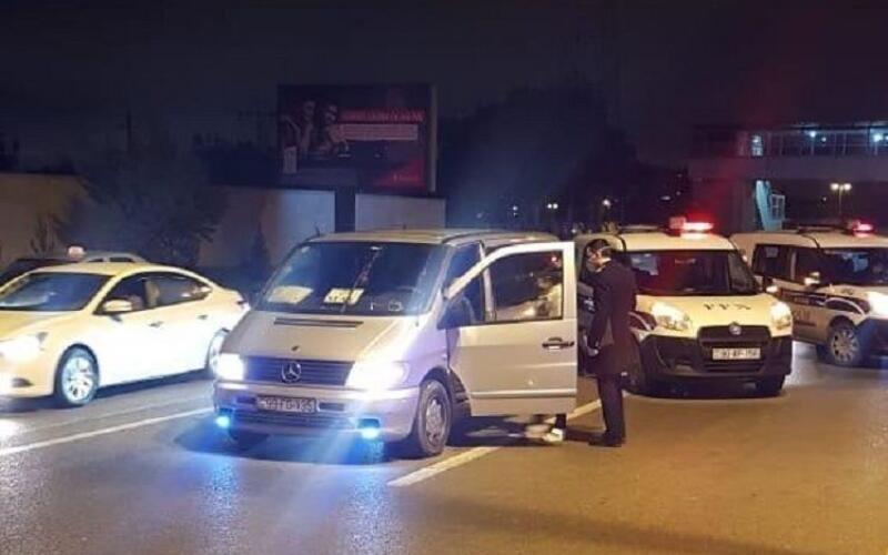 Bakıda sürücü sükan arxasında öldü - Foto