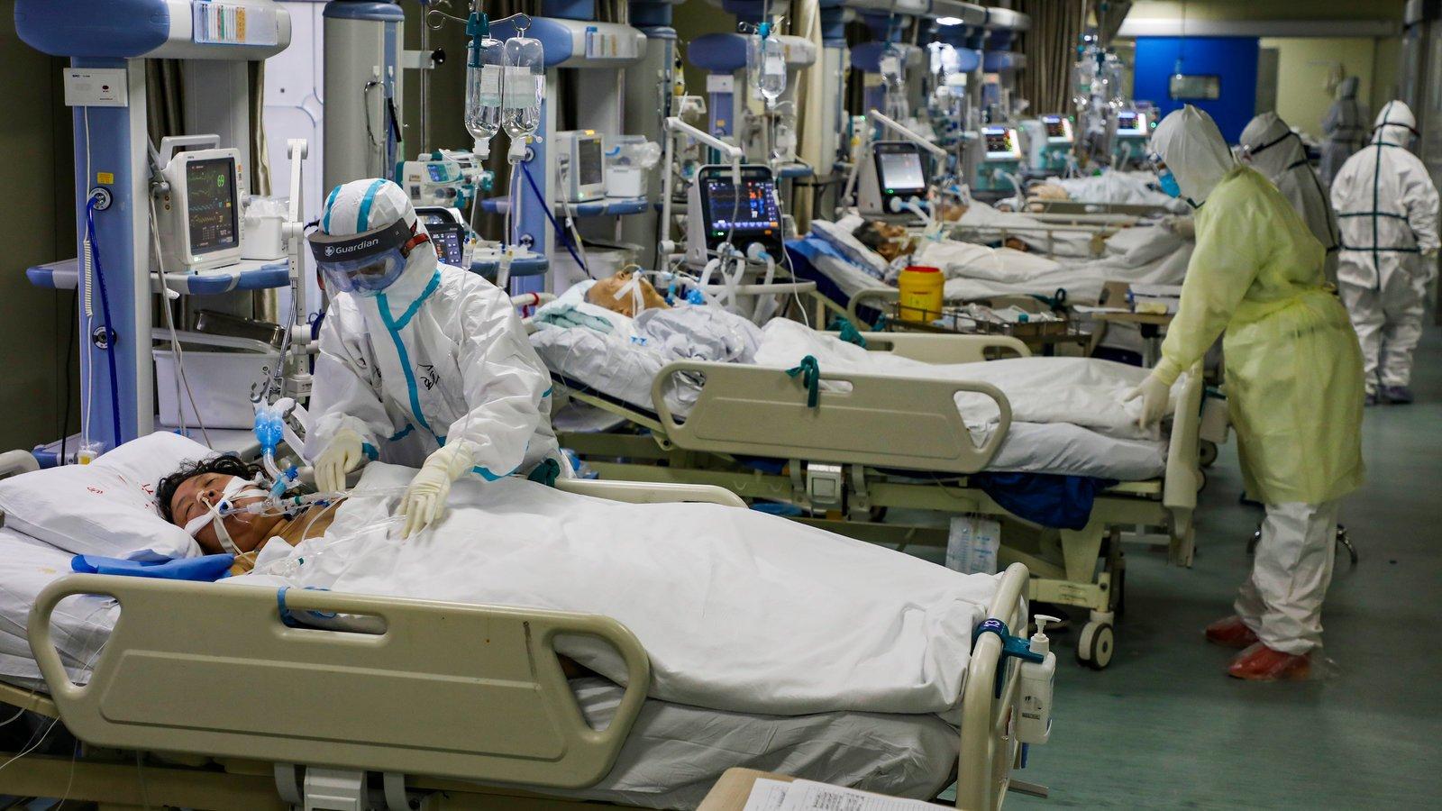 Koronavirusla bağlı SON STATİSTİKA - ABŞ və Avropa çətin vəziyyətdə