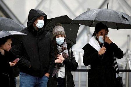 Fransada koronavirusdan ölənlərin sayı 860-a çatıb
