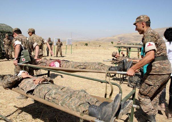 Ermənistan ordusunda koronavirus yayıldı