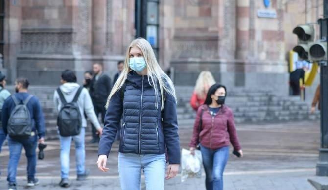 Ermənistanda koronavirus xəstələrindən bir öldü
