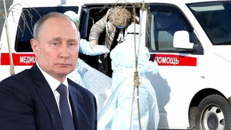 Rusiyada bir gündə koronavirusa 200-ə yaxın yoluxma qeydə alındı