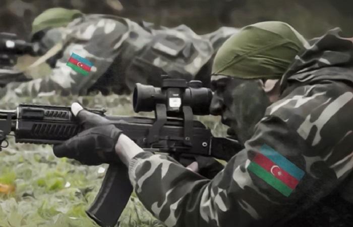 Əsgərimiz erməni snayperi düz alnından vurdu