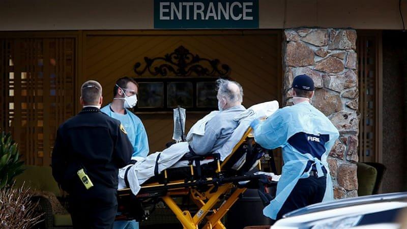 ABŞ-da bir gündə koronavirusdan 525 nəfər öldü