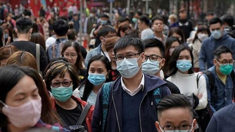 Koronavirus bu yolla insana yoluxmur - AÇIQLAMA