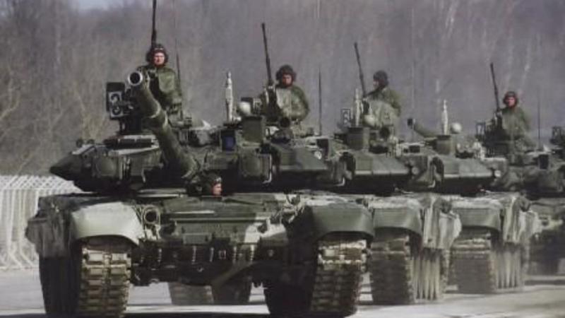 Rusiya o bölgəyə yenidən ordu göndərir - ABŞ-la QARŞI-QARŞIYA