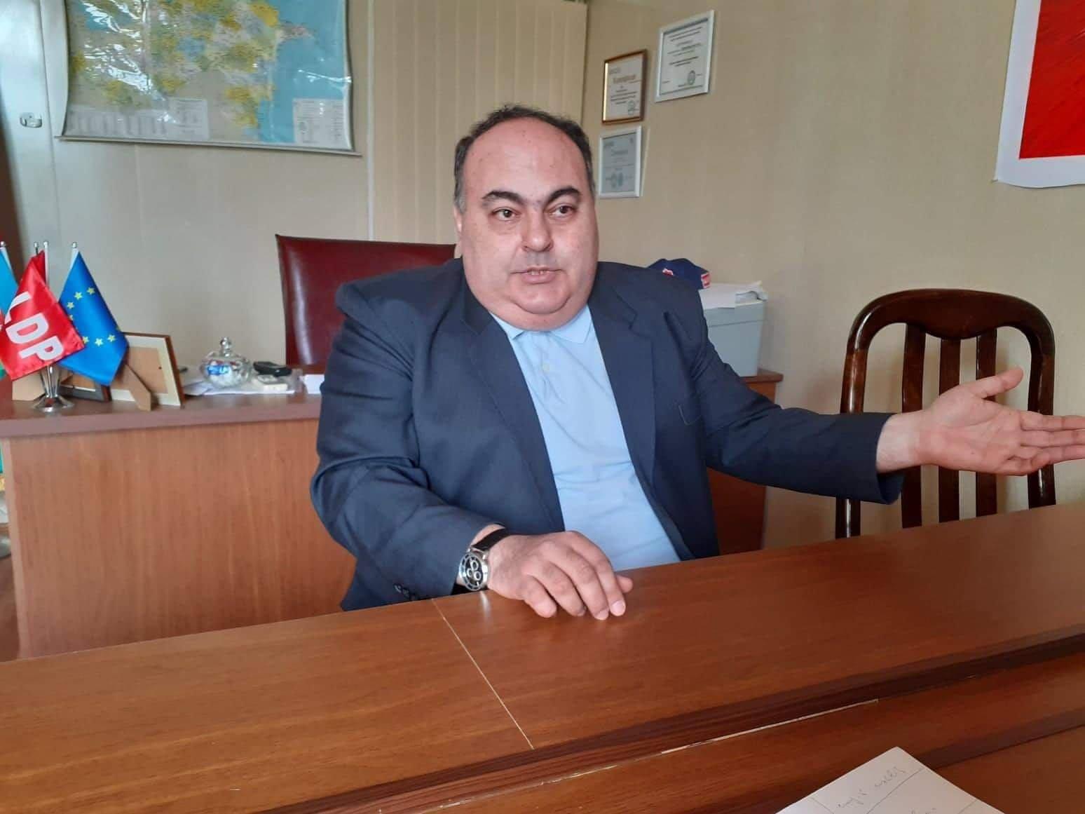 Milli Məclisdə daimi Qarabağ komitəsi yaradılmalıdır - Partiya sədri