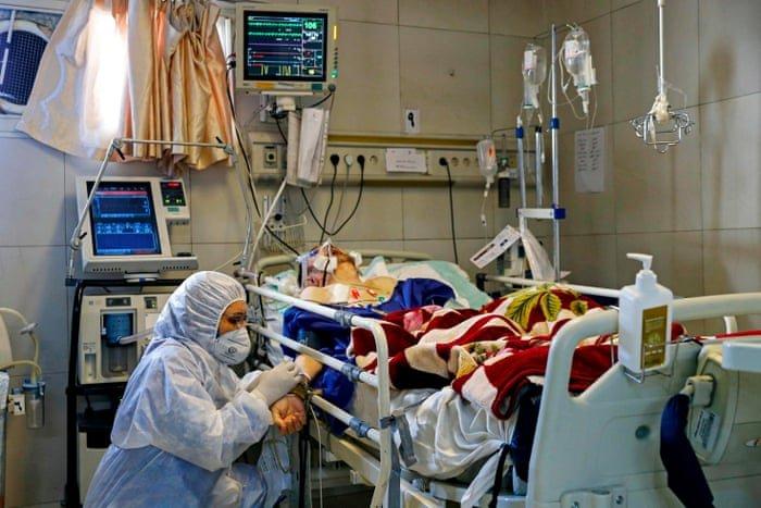 İranda pandemiya qurbanlarının sayı 4 mini ötdü