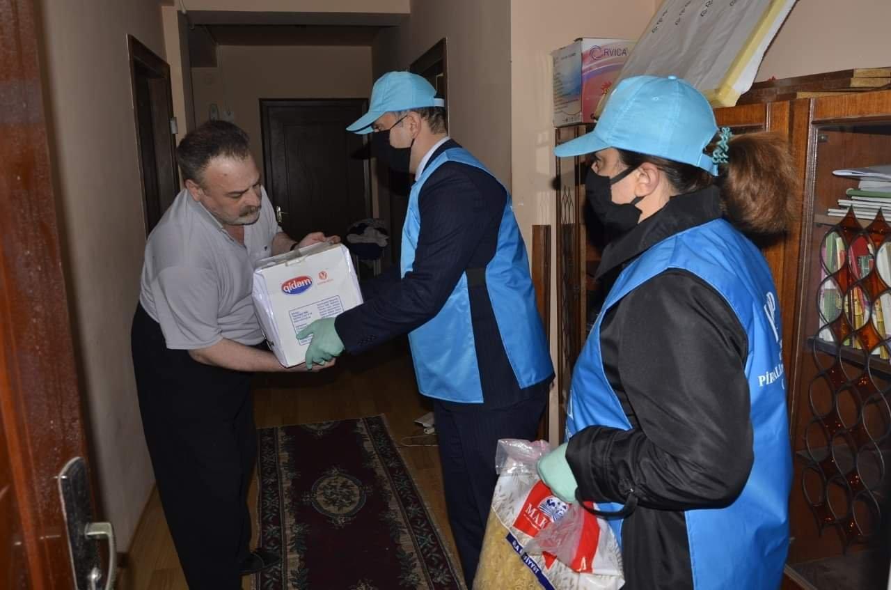 Pirallahı rayonunda dezinfeksiya işləri davam etdirilir
