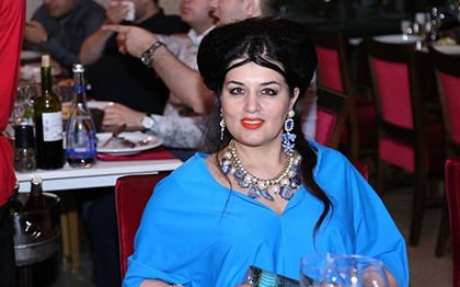 """Elza Motsartın """"Türk marşı"""