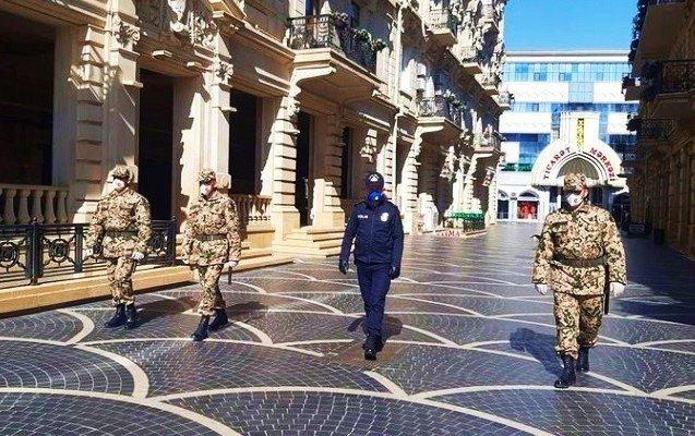 Azərbaycanda xüsusi karantin rejimi 31 maya qədər UZADILDI